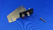 Technics SL BD21 Turntable Audio Output Jacks