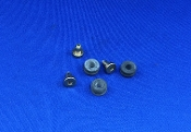 Technics SL 230 Turntable Rubber Motor Mounts