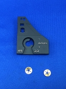 Dual 1257 Turntable Speed Control Plate