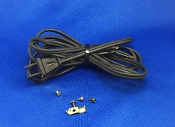 Dual 1257 Turntable AC Power Cord