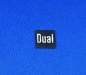 Dual 502 Turntable Dustcover Emblem