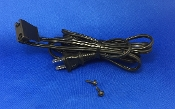 Technics SL 1800 Turntable AC Power Cord