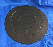 Pioneer PL 990 Turntable Rubber Platter Mat