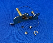 Technics SL 1350 Turntable Upper Arm Plate