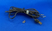 Dual 1228 Turntable AC Power Cord