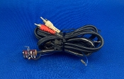 Pioneer PL 510 Turntable RCA Phono Cables